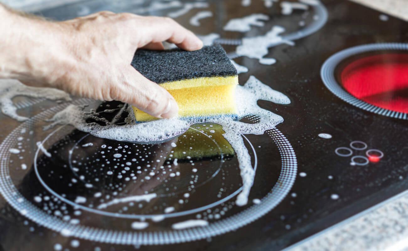Ceran Kochfelder Richtig Reinigen Schmutz Einfach Von Der