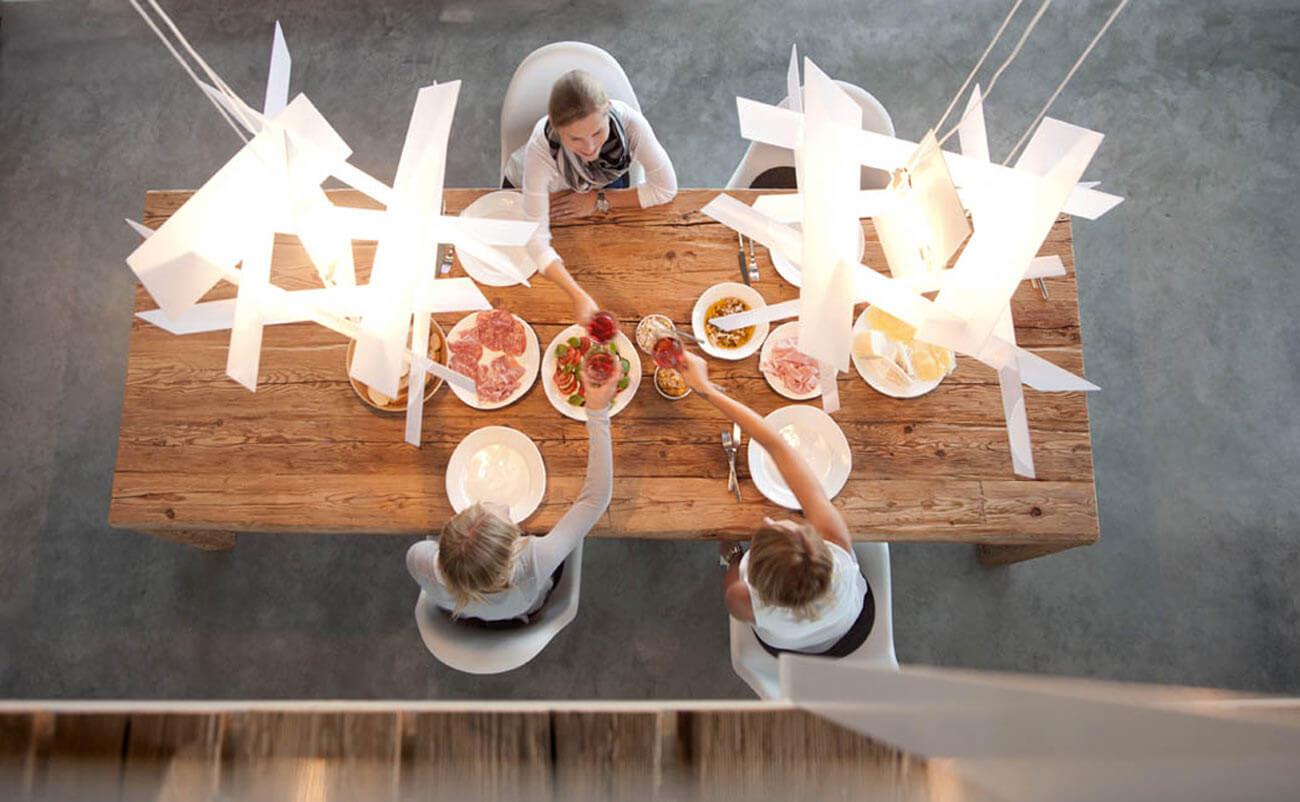 Den passenden Esstisch für die Küche finden - Küchenfinder