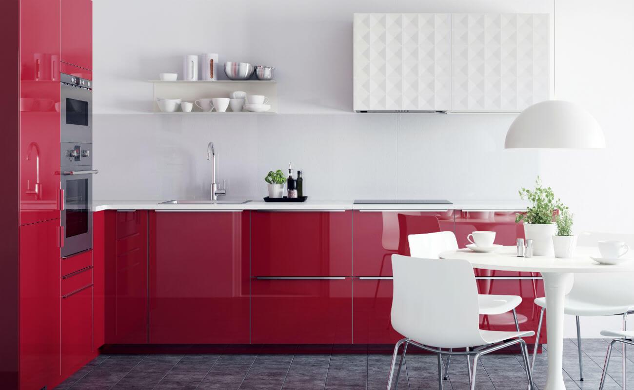 IKEA Küche Metod. PhotoCredit: IKEA Möbelvertrieb OHG