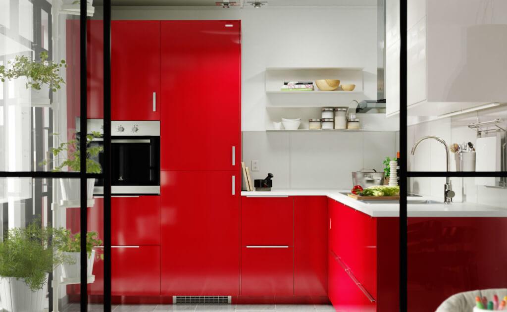 IKEA Küche Metod; Foto: IKEA Möbelvertrieb OHG