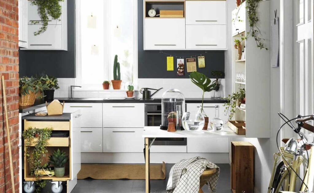 Durchschnittlicher Preis: Wie viel kostet eine Küchenzeile ...
