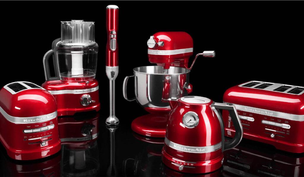 KitchenAid im optisch ansprechenden Retro-Design; Foto: Kitchenaid.de