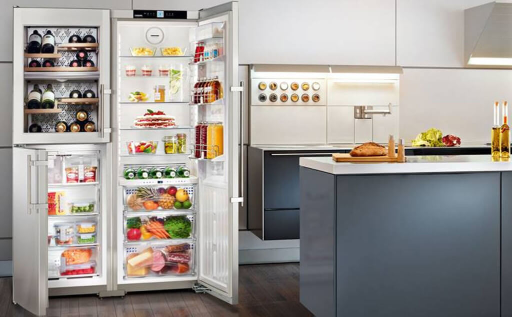 Bosch Kühlschrank Kgn39vi45 : Baugleiche kühlschränke: marken und hersteller bosch siemens neff