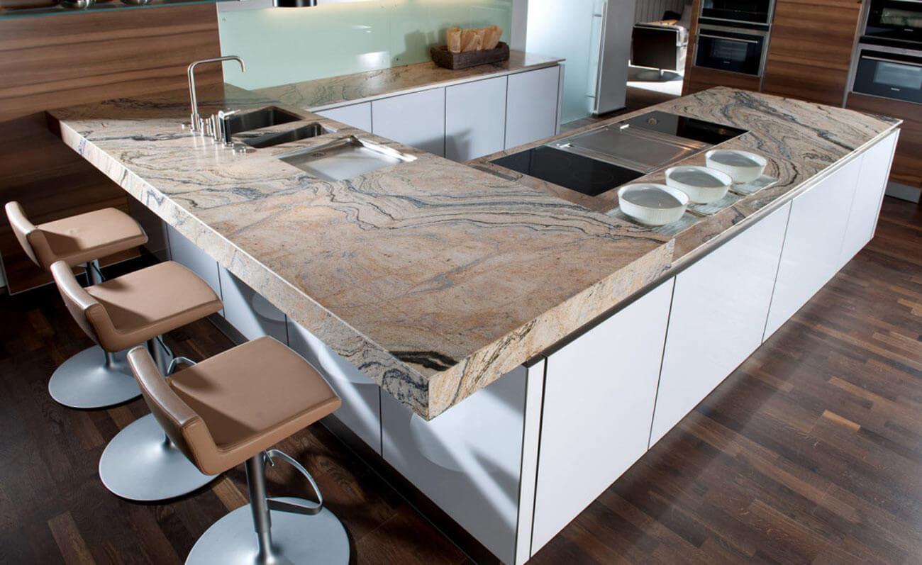 welche hersteller von küchenarbeitsplatten gibt es? - küchenfinder