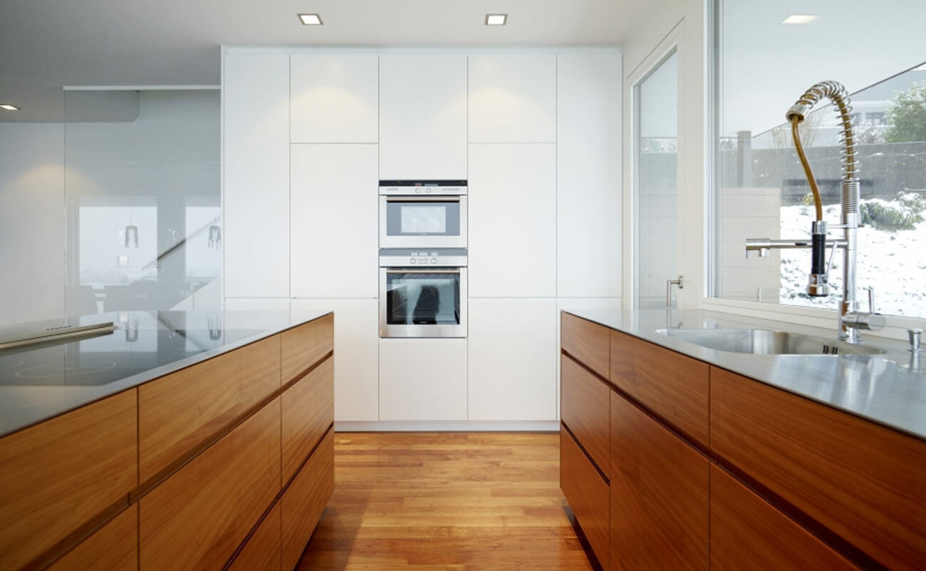 Ratgeber Küchenfronten Und Schränke Materialien Griffe