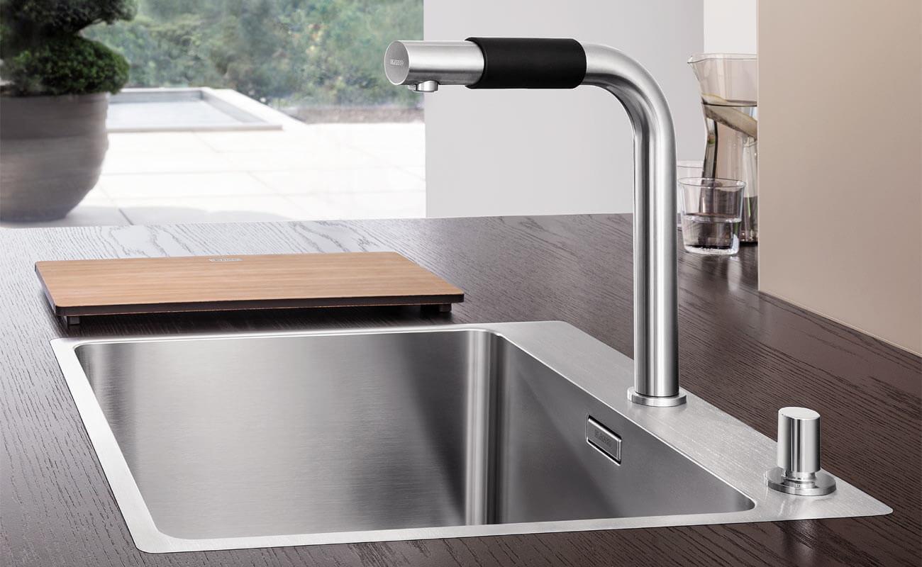 Küchenspülen: Granit, Keramik oder Edelstahl? Welches Material ist ...