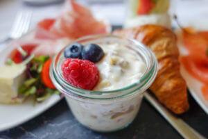 Frühstück im Glas; Fotocredit: Die Frühstückerinnen