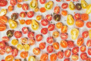 Eingelegte Tomaten; Fotocredit: Melanie Limbeck