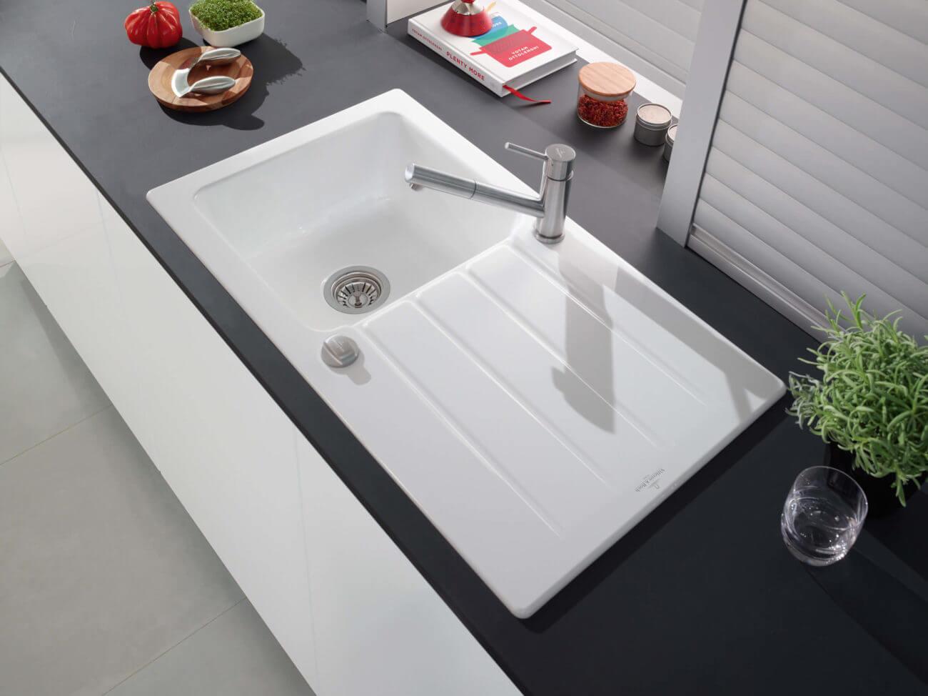 Häufig Küchenspülen-Material: Welches Material eignet sich für die Spüle HO59