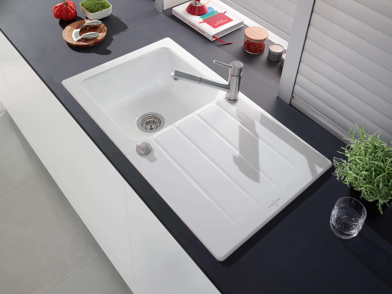 Küchenspülen-Material: Welches Material eignet sich für die Spüle