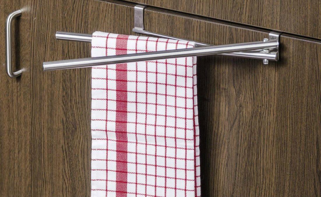 Wenko Tür-Handtuchhalter