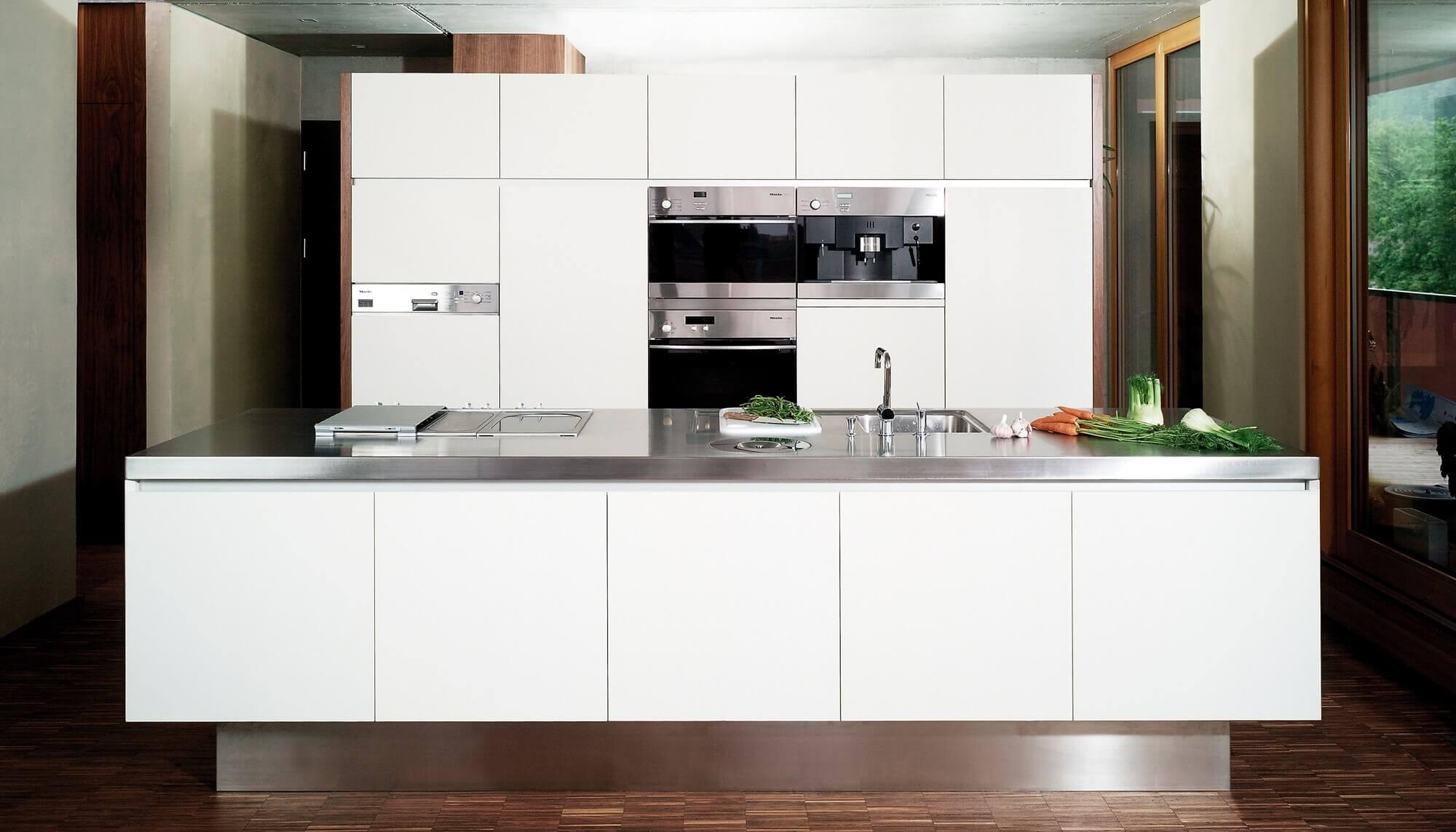 Weiße Küchen: 7 Ideen Und Bilder Für Küchen In Weiß