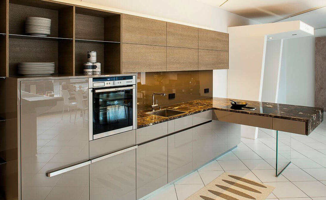 k chentrends 2017 aktuelle designs und farben f r die k chenplanung k chenfinder. Black Bedroom Furniture Sets. Home Design Ideas