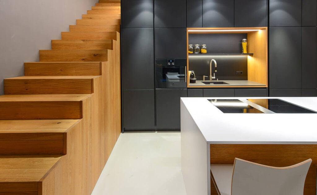 Schwarz Und Matt Die Schönsten Küchen Ideen Und Bilder