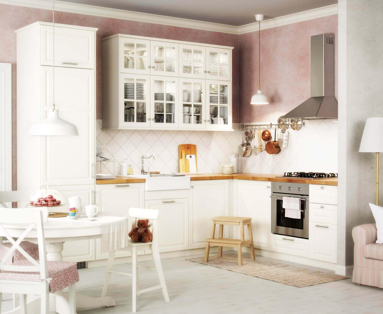 5 ideen bilder f r die k chenplanung deiner neuen l form. Black Bedroom Furniture Sets. Home Design Ideas