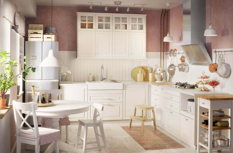 5 Ideen & Bilder für die Küchenplanung deiner neuen L-Form ...