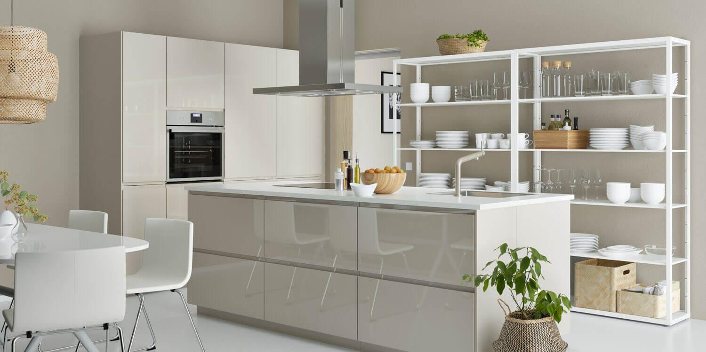 Tipps für eine pflegeleichte Küche: Materialien, Formen, Geräte ...