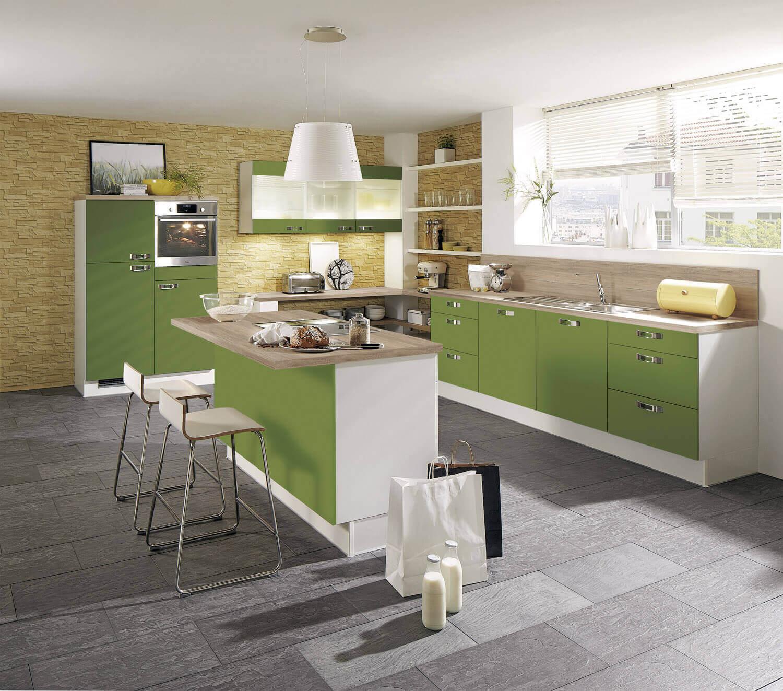 ideen für die küchenfarbgestaltung 11 bilder von