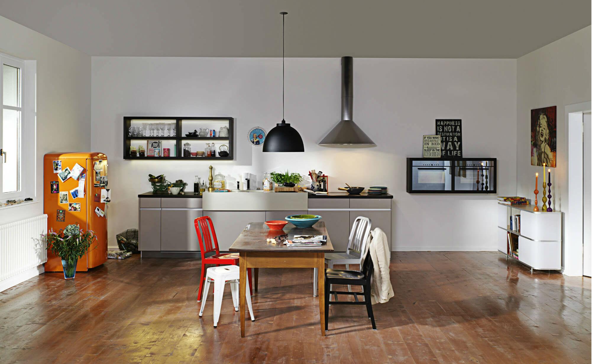 Küchenzeile Gaia, Foto: Piatti