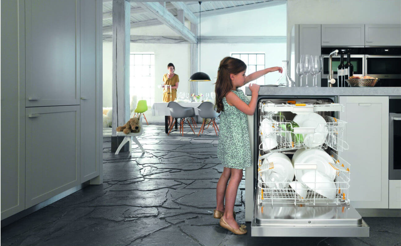 Geschirrspuler Richtig Einraumen So Wird Die Spulmaschine Optimal