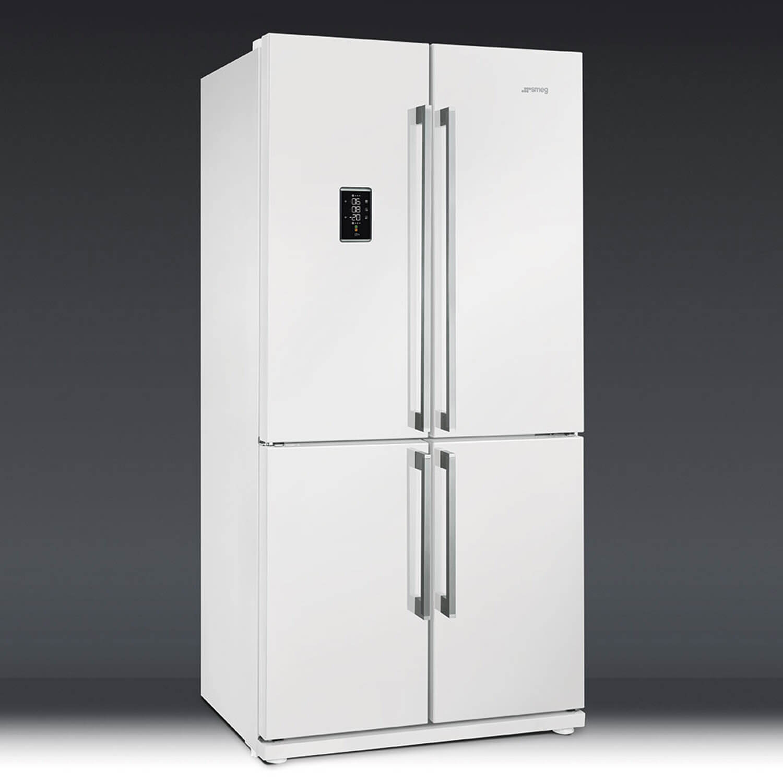 Smeg Side-by-Side Kühlschrank mit Frenchdoors. Foto: Smeg