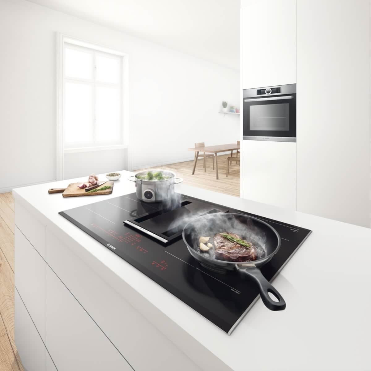 bosch kochfeld mit integriertem dunstabzug preis leistung bilder vom neuen bosch kochfeldabzug. Black Bedroom Furniture Sets. Home Design Ideas