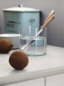 arbeitsplatte aus keramik vorteile und nachteile im. Black Bedroom Furniture Sets. Home Design Ideas