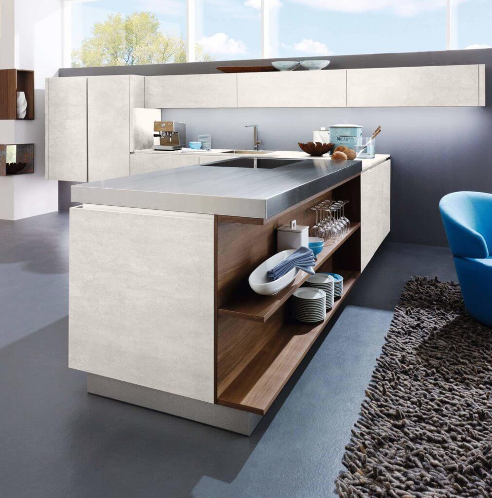 arbeitsplatte aus keramik vorteile und nachteile. Black Bedroom Furniture Sets. Home Design Ideas
