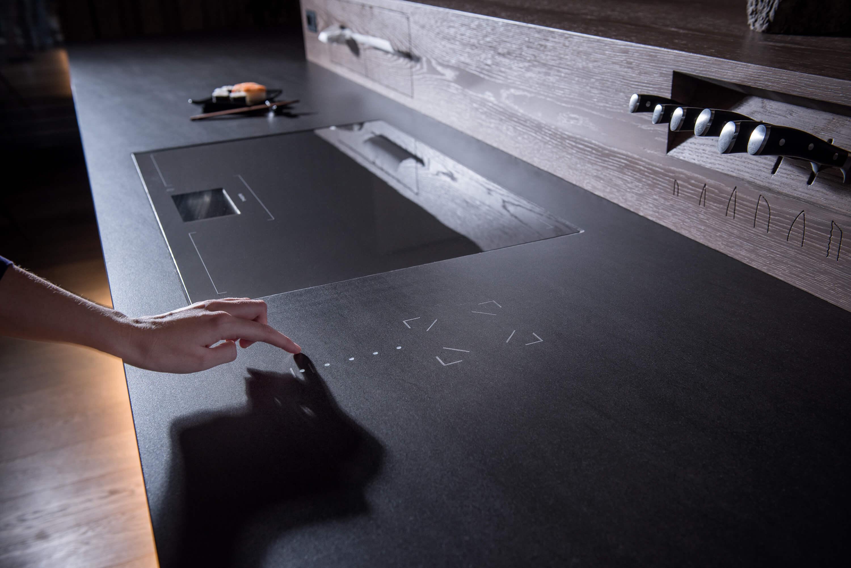 Arbeitsplatten Vergleich: Was ist besser? Corian oder Granit