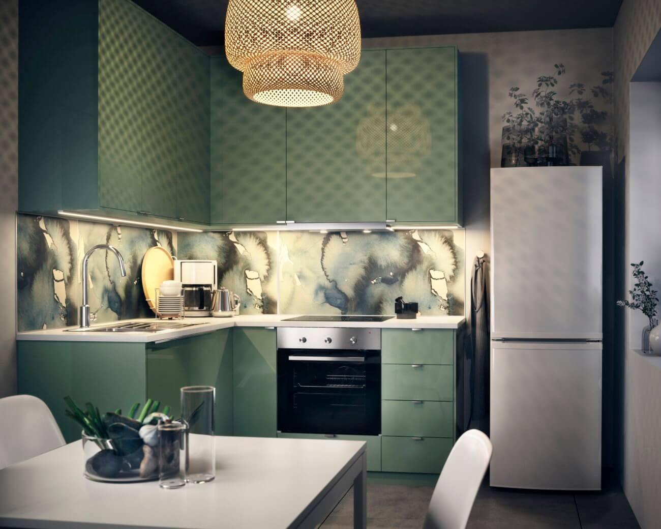 diy-anleitung: küche selbst mit neuer farbe streichen und renovieren