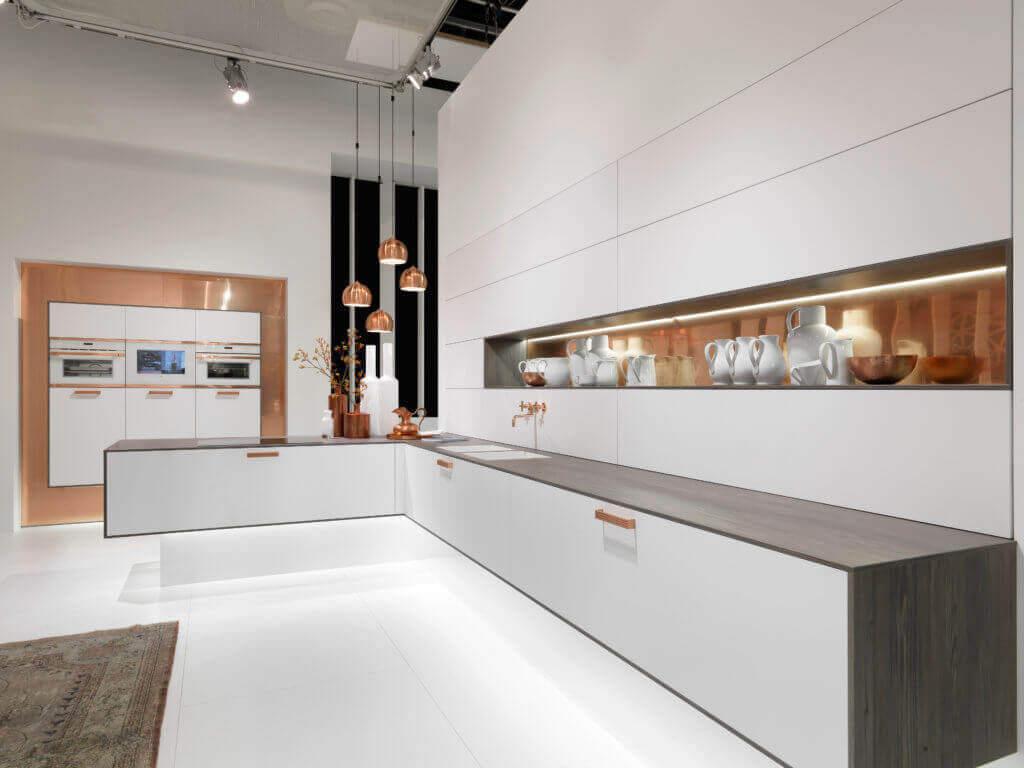 Küche in Weiß: matt oder Hochglanz? Was ist besser? - Küchenfinder ...