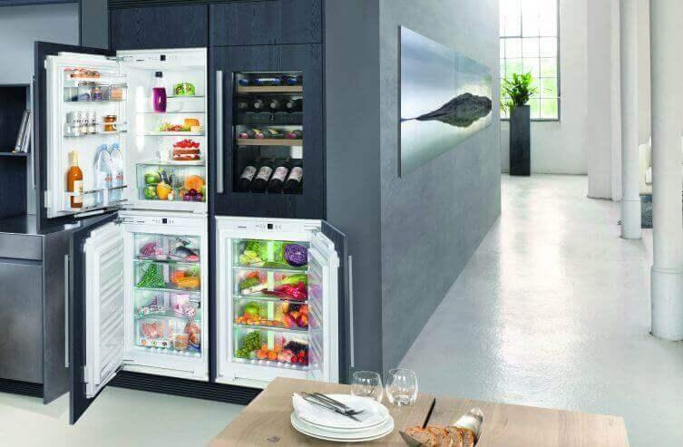 Smeg Kühlschrank Doppeltür : Side by side kühlschrank archive küchenfinder magazin
