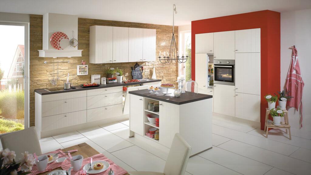 kleine zimmerrenovierung kuche kucheninsel idee kleine, ideen für die renovierung: 7 moderne küchen mit kochinsel als, Innenarchitektur