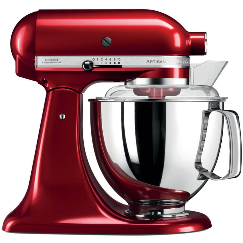 Kuchenmaschinen Im Vergleich Was Ist Besser Kitchenaid Oder