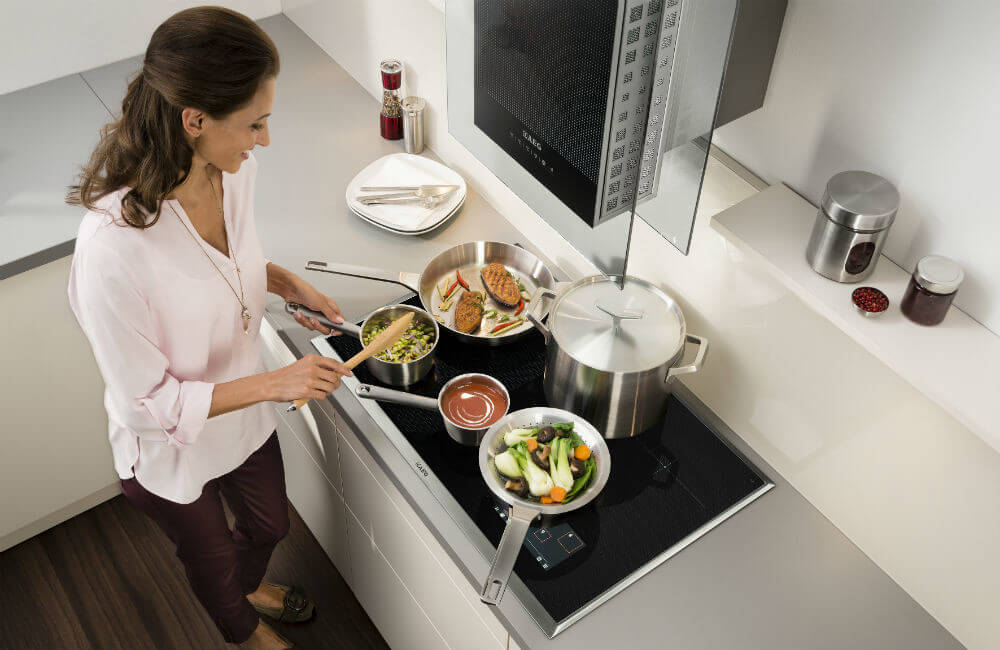 AEG Maxi Sense Plus FlexiBridge; Foto: newsroom.electrolux.com