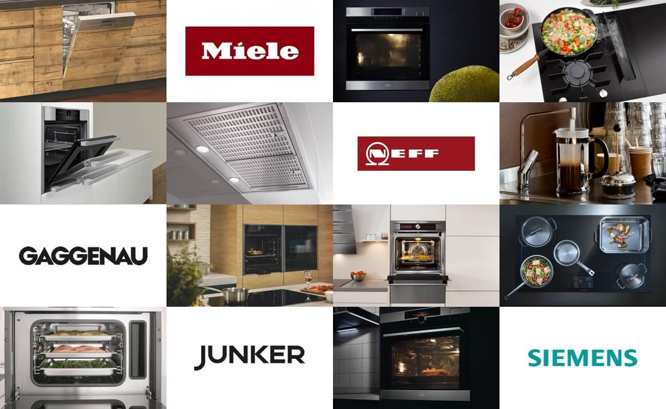 Küchengeräte im Vergleich: Welche Hersteller stecken hinter den