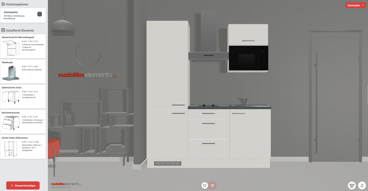 Nolte Küchenplaner / Durch eine pfiffige planung können sie sowohl ein.   Goimages Story