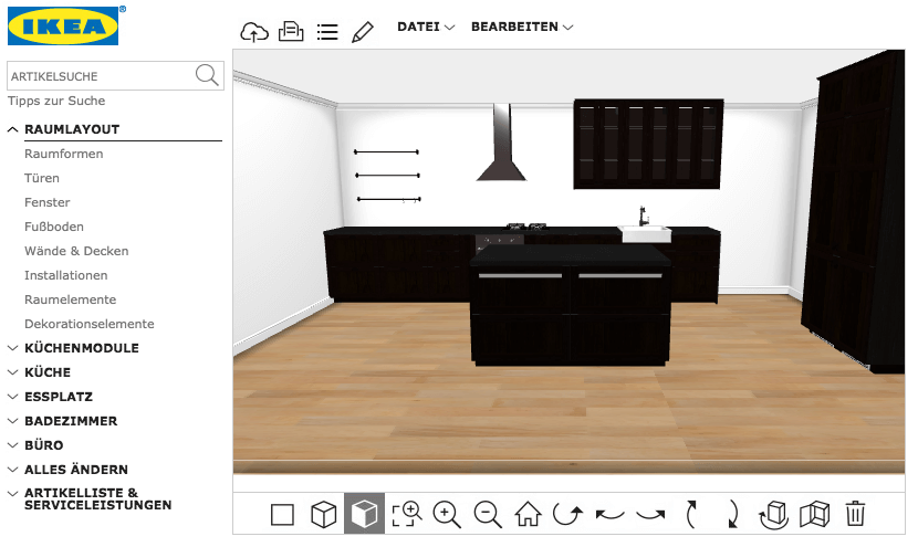 Die besten 3D Küchenplaner: Online-Küchenplanung bei Ikea, Nolte ...