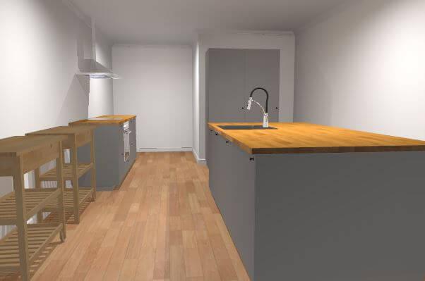 wie viel kostet eine ikea k che mit und ohne ausmessen planung und montage k chenfinder magazin. Black Bedroom Furniture Sets. Home Design Ideas
