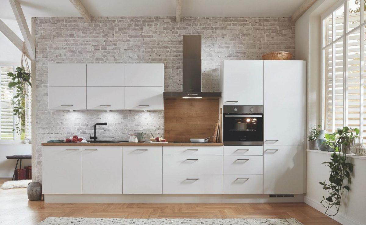 nobilia elements Küchenzeile mit Elektrogeräten; Foto: nobilia
