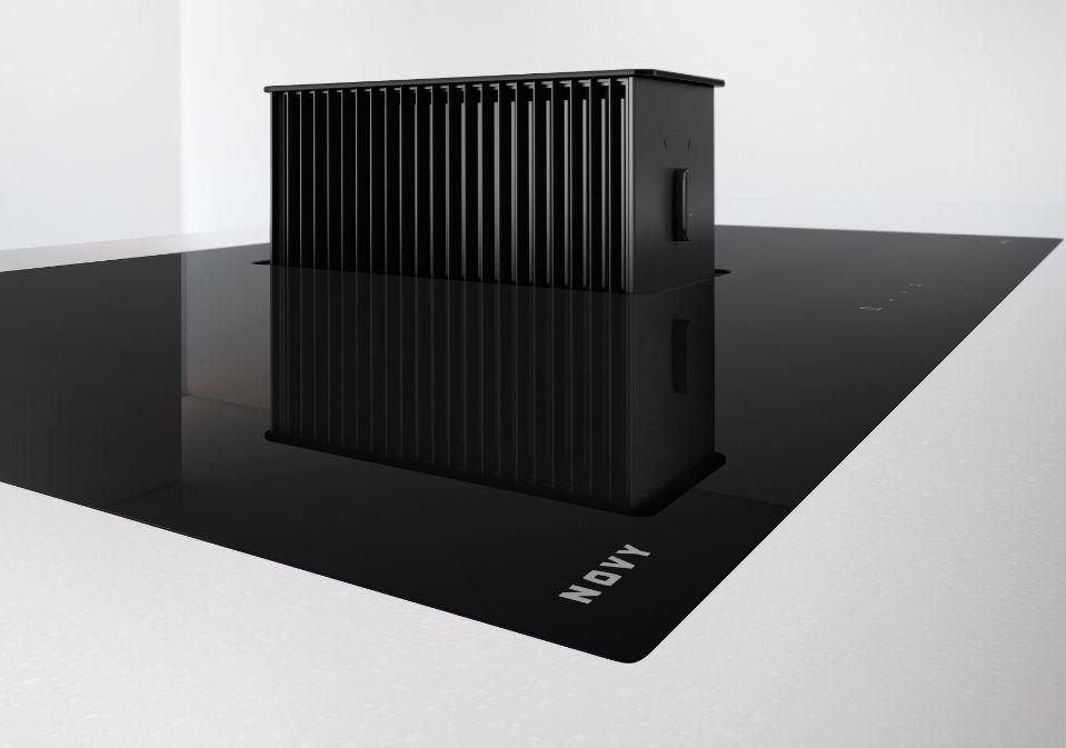 Novy One Tischlüfter; Foto: Novy