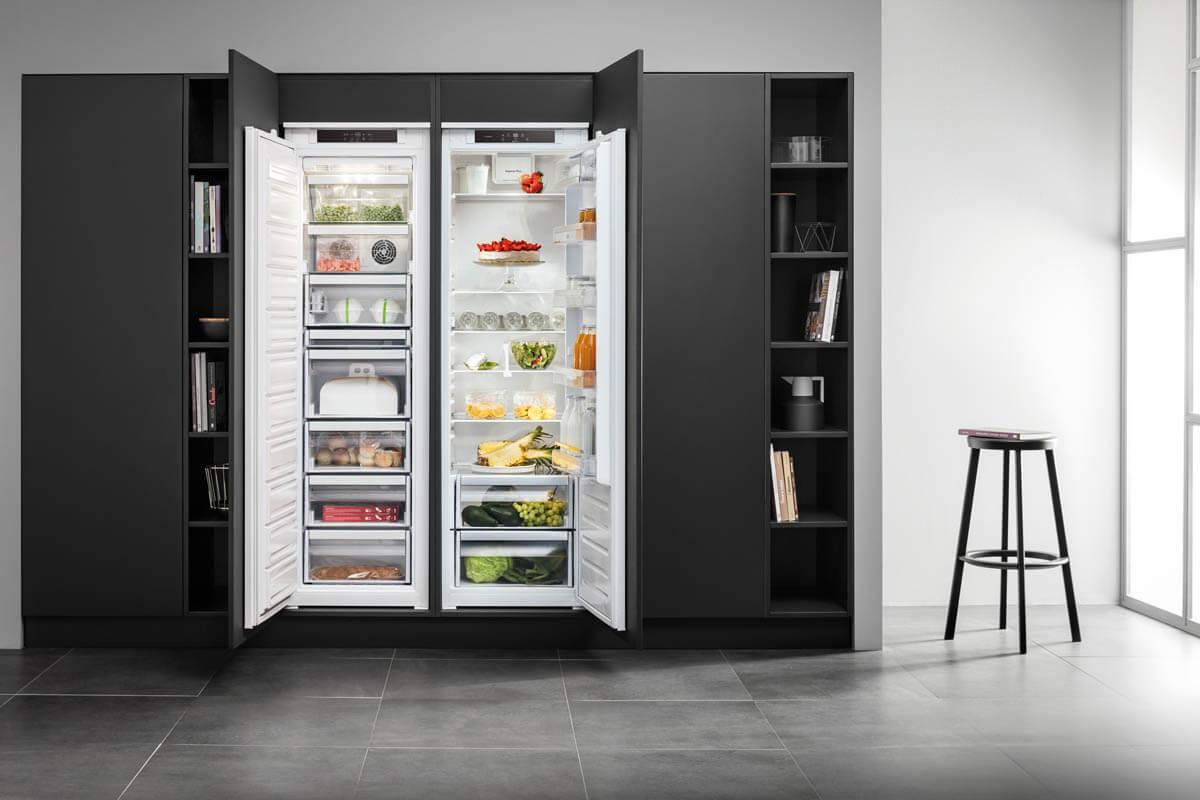 Side By Side Kühlschrank Otto : Handelsmarken bei küchengeräten: welcher hersteller steckt hinter