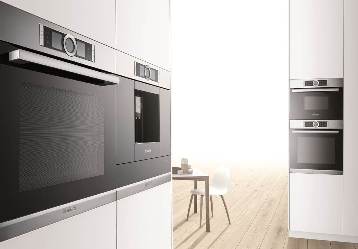 Küchengeräte von Bosch der Serie 8. Foto: Bosch