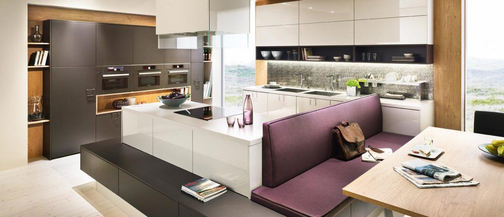 Grifflose DAN Küchen: Die schönsten Küchen Modelle ohne ...
