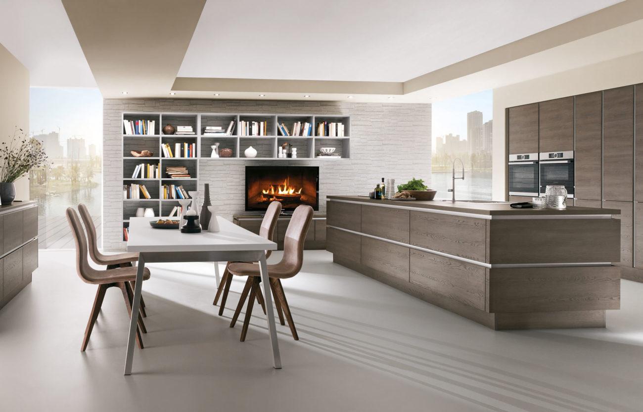 offene k che bilder ideen und tipps f r die planung einer wohnk che k chenfinder magazin. Black Bedroom Furniture Sets. Home Design Ideas