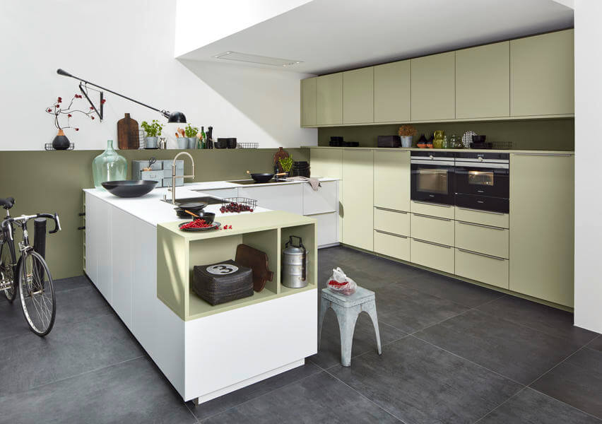 Nolte fronten vergleich alle materialien farben for Nolte kuchen fronten farben