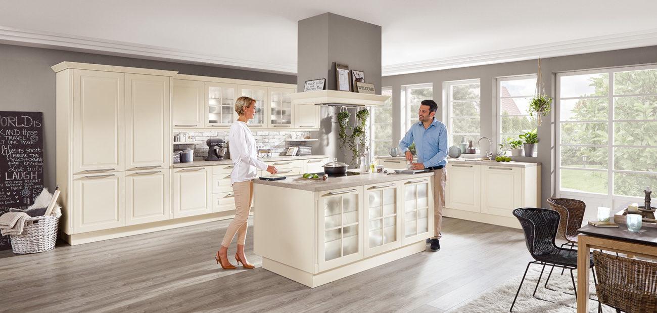 Landhauskuchen Von Nobilia Modelle Bilder Und Ideen Fur Die