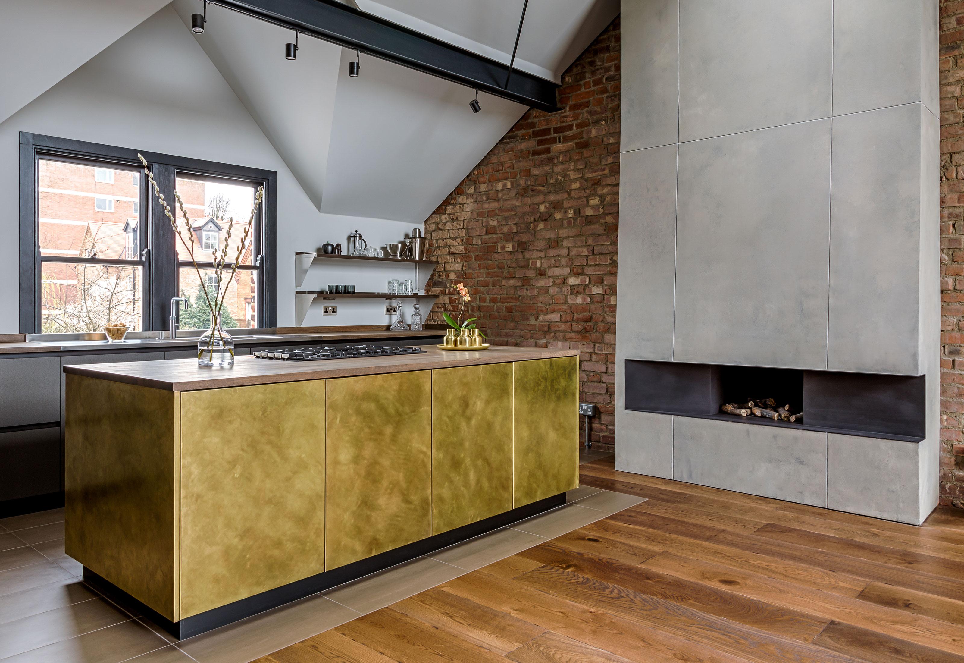 Küche im Dachgeschoss: Ideen und Tipps für die Küchenplanung mit ...