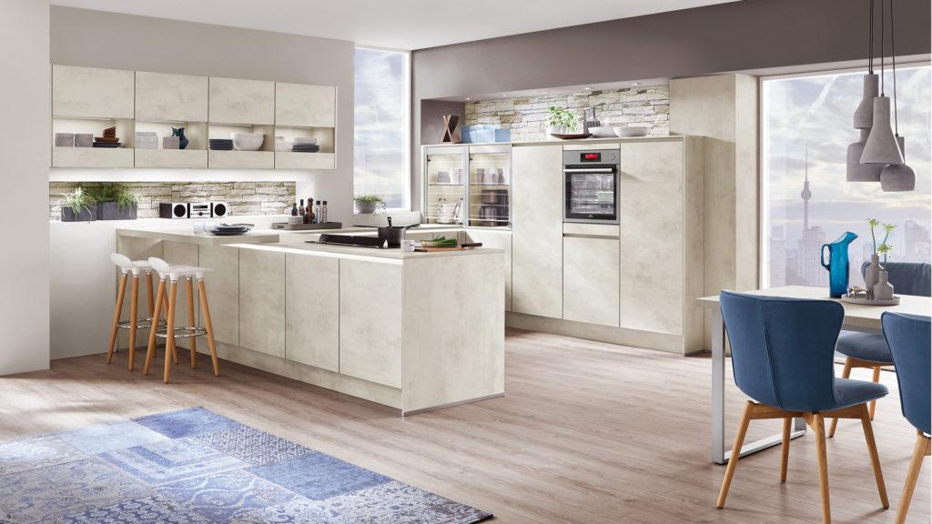 Waschmaschine in der Küche: Wie gehen Küchenhersteller (Nolte ...