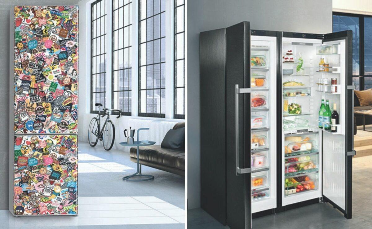 Freistehender Kühlschrank von Liebherr